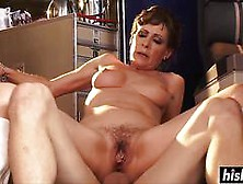 Alexandra Silk Anal
