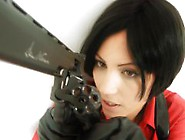 Ada - Resident Evil 6 Cosplay