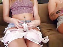 Mini dress porn pics
