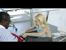 Odette Delacroix - Hot Assistant Gets Bbc From Boss