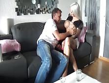 Onkel fickt Nichte Creampie