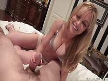 Godlike Breasty Student Kayden Kross Is Getting Moneyshot