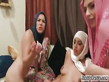 Screaming Teen And Shy Petite Hot Arab Girls Try