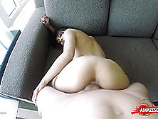 Brunette Teen Pov And Facial