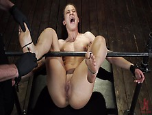 Sexual Perfection In Bdsm Scenes For A Skinny Amateur Whore