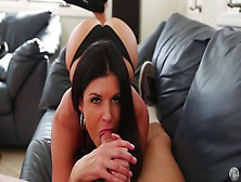 India Summer Gets Covered In Spunk