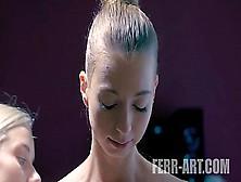 Lesbian massage anal