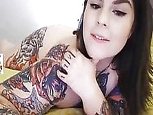 Naughty Bbw On Webcam