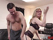 Young Office Assistant Fucked By Cheating Wife Nina Hartley