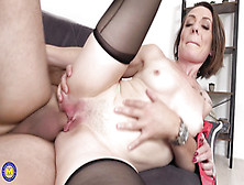 Nasty Dark Hair Girl Mother I´d Like To Fuck Babe Loves The Di - Housewife