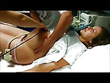 Pregnant alinakarina in labor pains - 1 5