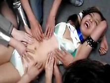 Japanese girls tickling japanese boys videos, female sex group