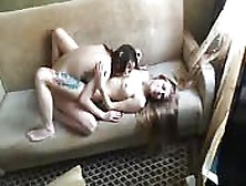 Lesbians Suck And Finger Each Other Hard