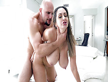 Busty Mom Ava Addams Gets Doggystyled By Jmac