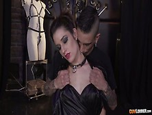 Spanish Porn Actress Nora Barcelona Takes Part In Crazy Bdsm Cli
