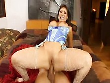 Charming Buxomy Ava Devine Is Sucking Cock