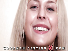 Mandy Comes To Woodman Casting