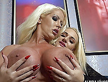Dolly Fox Licks And Fucks Alura Jenson With Toys Until She Has A
