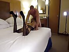 The Hot Mom With Big Boobs Hotel Sex