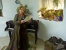 Hungarian bbw granny lotta noletty gangbanged