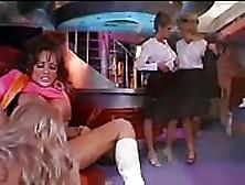 Toller Fick Mit Der Porno-Queen Der 90er