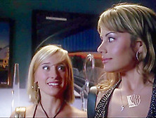 Allison Mack, Erica Durance, Sarah Carter In Smallville (Tv) (2000