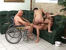 Finest Handicap Nude Pic