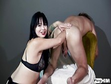 Big Dick Brunette Siouxsie Q Fucks Michael Vegas Gaping Fisting Hole