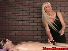Mature lesbian masseuse #2 (recolored)