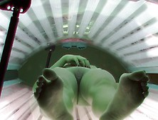 Caught On Cam Naked In The Solarium