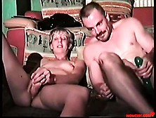 Dad And Daughter Violate Each Others Holes! Vintage