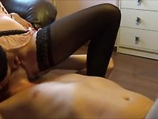 Two Awsome Squirting Orgasms After Face Sitting And Pussy Eattin