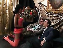Interracial 3Some From Germany Classic