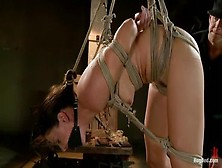 Unbelievable India Summer Having A Real Bdsm Experience