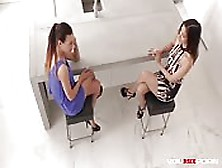Youmixporn Cayenne And Darcia Lee Hot Threesome