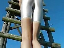 Sexy Ass In White Spandex Part 2 Hd 790 Pt Justporn Tv