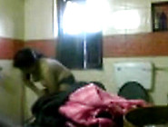Indian Aunty Bathing Hidden Cam Video