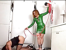 Model In Bondage Gets Tortured And Spanked In Nasty Bdsm Scene