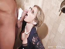Danny D Gets Blowjob From His Strict Stepmom And Fucks Her Stand