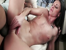 India Summer Pussy Stretched By Giant Black Cock