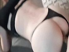 Real Homemade From Rear-End Taboo