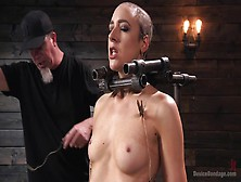 Lilith Luxe, The Pope In Sex Slave Lilith Luxe Humiliated With He