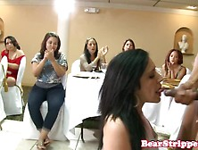 Real Cfnm Amateurs Blowing Strippers Bbc