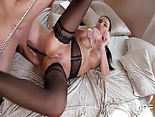 Xxx Fetish Porn With Submissive Slut Ania Kinski Fucked Deep In Her Ass