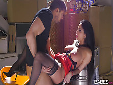 Anissa Kate Trouble On Tap Babes The Bitch