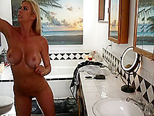 Lesbian Stepdaughter Sneaks Around With Stepmom