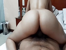 Perfect Bubblebutt Lady Fucking Cunt Deep Hard Close View - Step Sister Needs Wang Inside Her