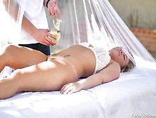 Romantic Babe Bailey Brooke Is Fucked Hard By Hunky Masseur