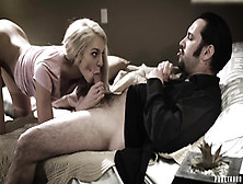 Skinny Babe Opens Pussy Wide Enough For A Full Fist