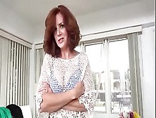 Pov Sex With A Redhead Mature That Embodies A Hot Stepmother